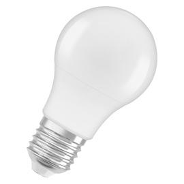 LAMP LED A60 5.5W E27 2700K 470LM PL/MAT