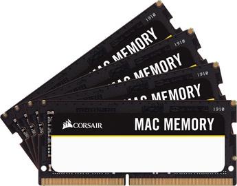 Corsair Mac Memory 32GB 2666MHz CL18 DDR4 SODIMM KIT OF 4 CMSA32GX4M4A2666C18