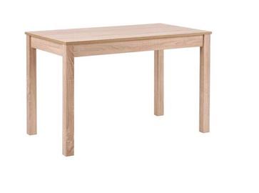 Обеденный стол Halmar Ksawery, дубовый, 1200x680x760мм