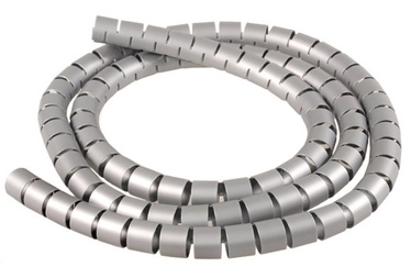 Maclean Cable Wrap 25mm x 2m Silver