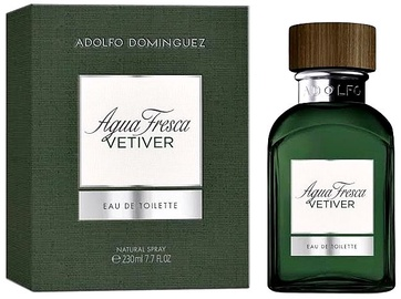 Adolfo Dominguez Agua Fresca Vetiver 230ml EDT