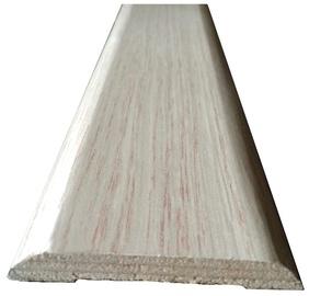 Uksepiirete komplekt Belwooddoors 30x71x2190 mm, hall vaher