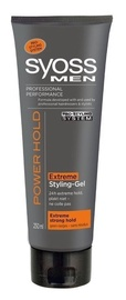 Syoss Men Power Gold Styling Gel 250ml