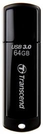 USB флеш-накопитель Transcend JetFlash 700 Black, USB 3.0, 64 GB