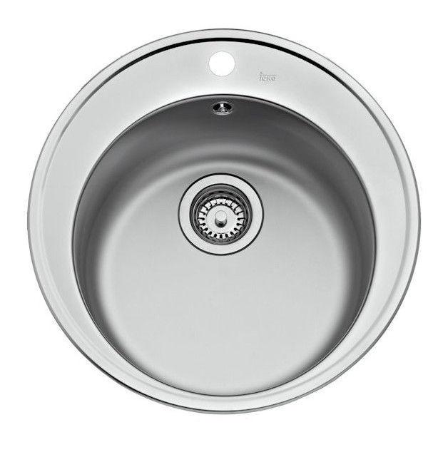 Teka Basico Kitchen Sink 510 1C MTX
