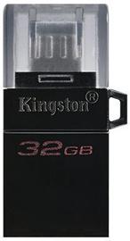 Kingston DataTraveler microDuo 3.0 G2 OTG 32GB Black