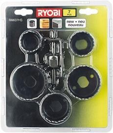 Ryobi RAK07HS Hole Saw Set 7pcs