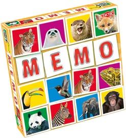 Lauamäng Tactic Memory Wildlife 41441