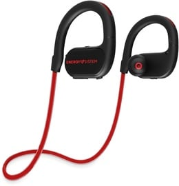 Energy Sistem Running 2 Bluetooth In-Ear Earphones Red