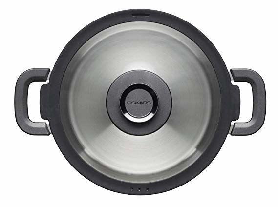 Fiskars Functional Form Casserole Stainles Steel 7l