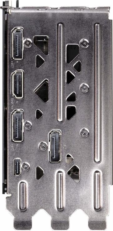Videokaart EVGA GeForce RTX 2060 08G-P4-3163-KR 8 GB GDDR6