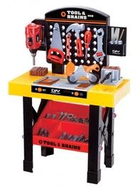 """Mänguasja käsitöölaud """"Tööriistad ja ajud"""" HWA220623"""