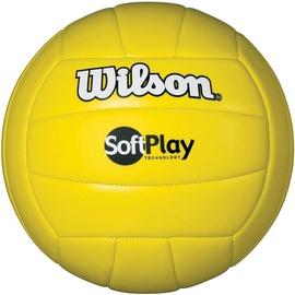 Wilson Volleyball Softplay Yellow