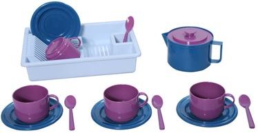 Plasto Coffee Set With Dish Rack