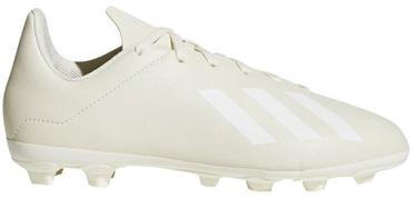 Adidas X 18.4 Flexible Ground JR White 38