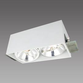 Light Prestige Corleto 2 Lamp G9 40W White