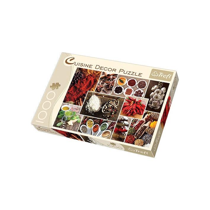 Pusle Trefl Spices, 1000 tk