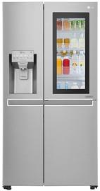 Холодильник LG GSX961NSAZ.ANSQEUR