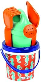 Ecoiffier Beach Bucket Merihobu 8/691S