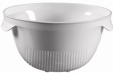 Curver Plastic Colander Kitchen Essentials Gray