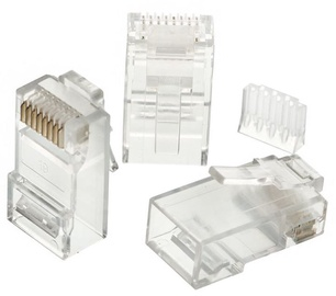 A-Lan Plug CAT 6 UTP 100pcs