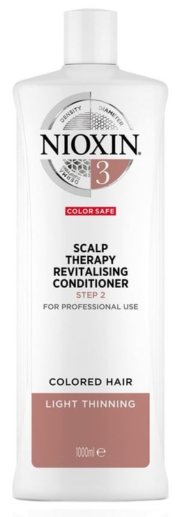 Nioxin System 3 Scalp Therapy Revitalising Conditioner 1000ml