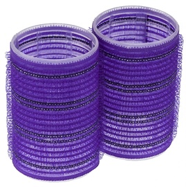 Zenner Pack Of 2 Curlers 40mm Purple
