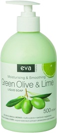 Eva Green Olive & Lime Liquid Soap 500ml