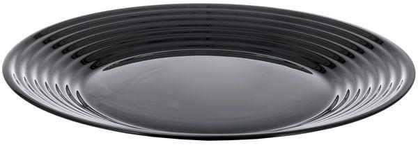 Luminarc Harena Dinner Plate 25cm Black
