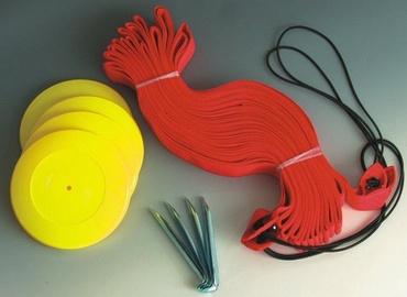Pokorny-syte Volleyball Lines Econom TIV1003