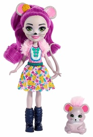 Nukk Mattel Enchantimals Mayla Mouse FXM76