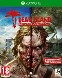Dead Island Definitive Collection 2 Complete Games Xbox One