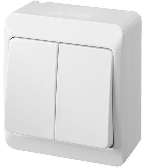 Elektro-Plast Hermes 0332-02 White