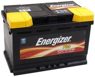 Energizer Starter Battery Plus EP74-L3 12V 74Ah