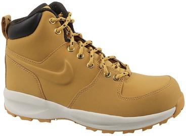 Nike Manoa Lth Gs AJ1280-700 Brown 36.5