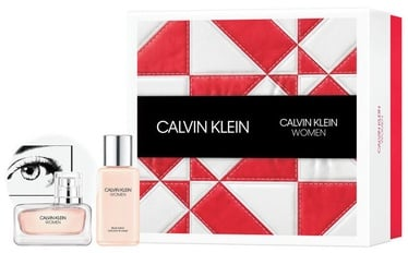 Calvin Klein WOMEN 30ml EDP + 100ml Body Lotion 2019