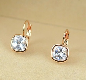 Vincento Earrings With Swarovski Elements CE-1156