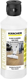Karcher RM 535 Floor Cleaning & Care for Oiled/Waxed Wood 500ml