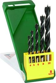 Bosch Wood Drill Bit Set 5pcs