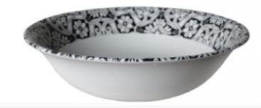 Claytan Gracewins Salad Bowl D23.4cm
