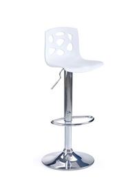 Барный стул Halmar H-48 White, 1 шт.