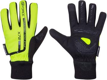 Force Kid X72 Full Gloves Yellow Black XL