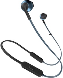 JBL Tune T205BT Bluetooth In-Ear Earphones Blue