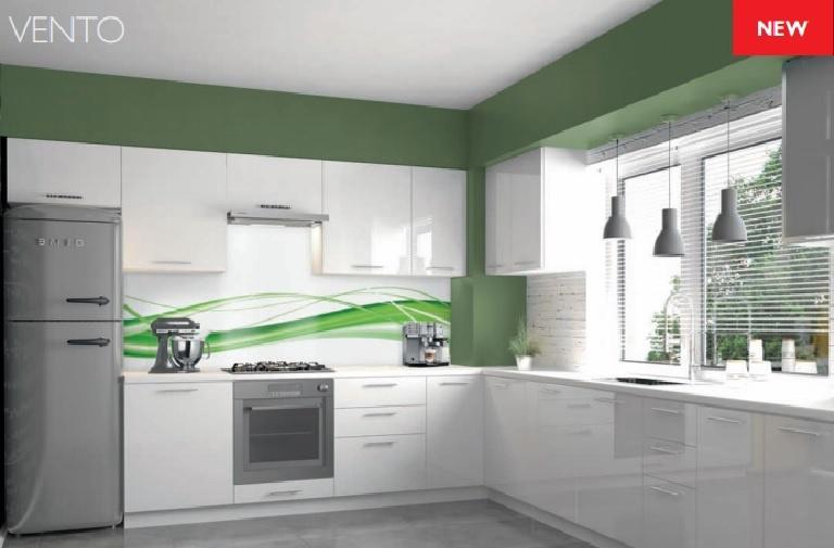Кухонный шкаф Halmar Vento, белый