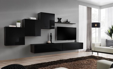 ASM Switch X Wall Unit Black