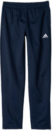 Adidas Tiro 17 Training Pants JR BQ2621 Navy 128cm