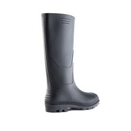 SN Men Rubber Boots 900P Long 45 Black