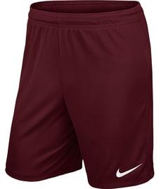 Nike Junior Shorts Park II Knit NB 725988 677 Burgundy S