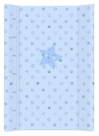 Ceba Baby Hard Changing Mat Short Stars Blue
