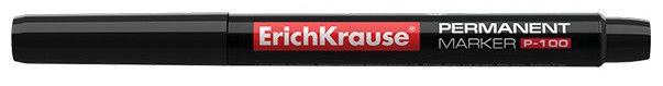 ErichKrause Permanent Marker P-100 Black
